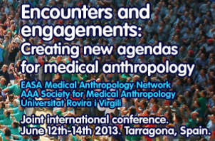 Mas allá de la Santería will partecipate in Medical Anthropology International Conference