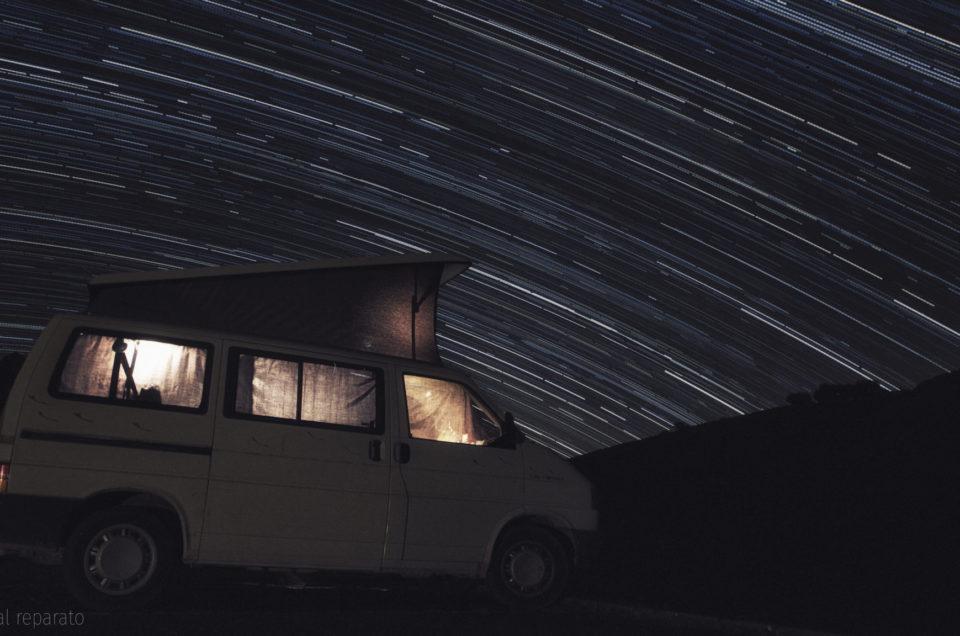 Picos de Europa – Startrails e nota di viaggio