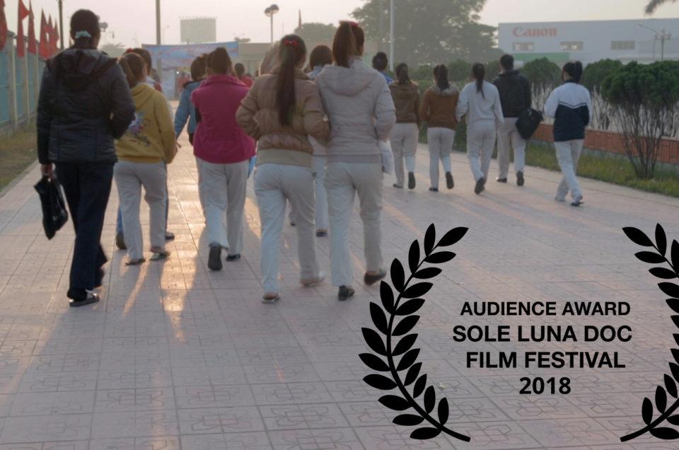 Sole Luna Film Festival – Nimble fingers si aggiudica il Premio del Pubblico