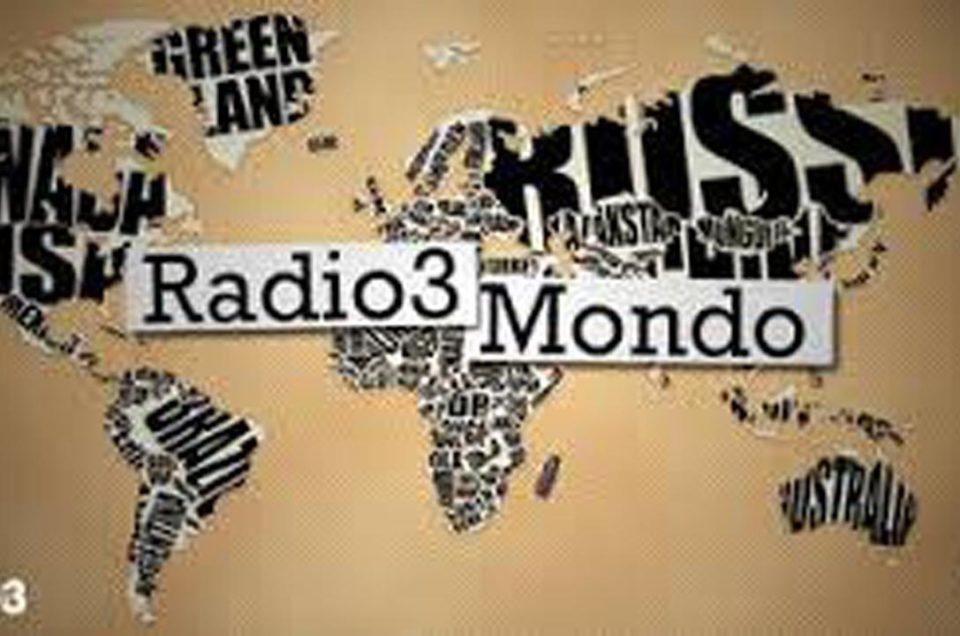 Rai Radio3 Mondo – Marina Lalovic intervista Parsifal Reparato