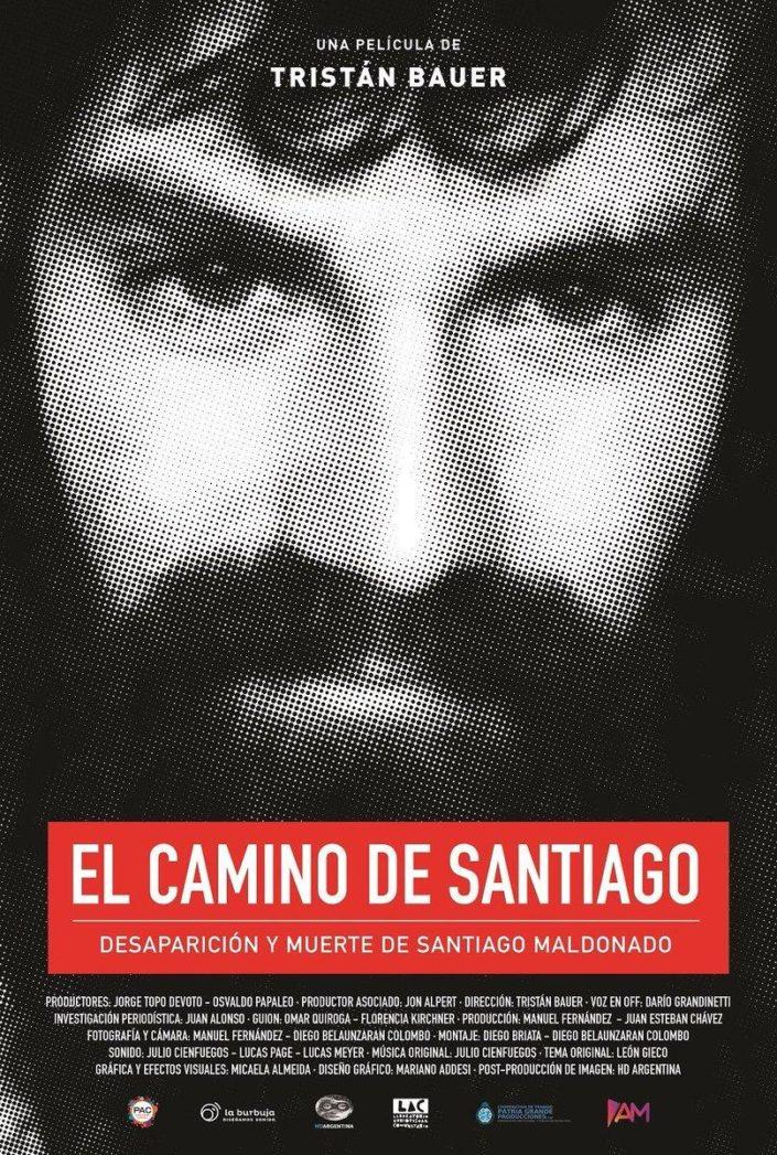 El camino de Santiago - de Tristán Bauer