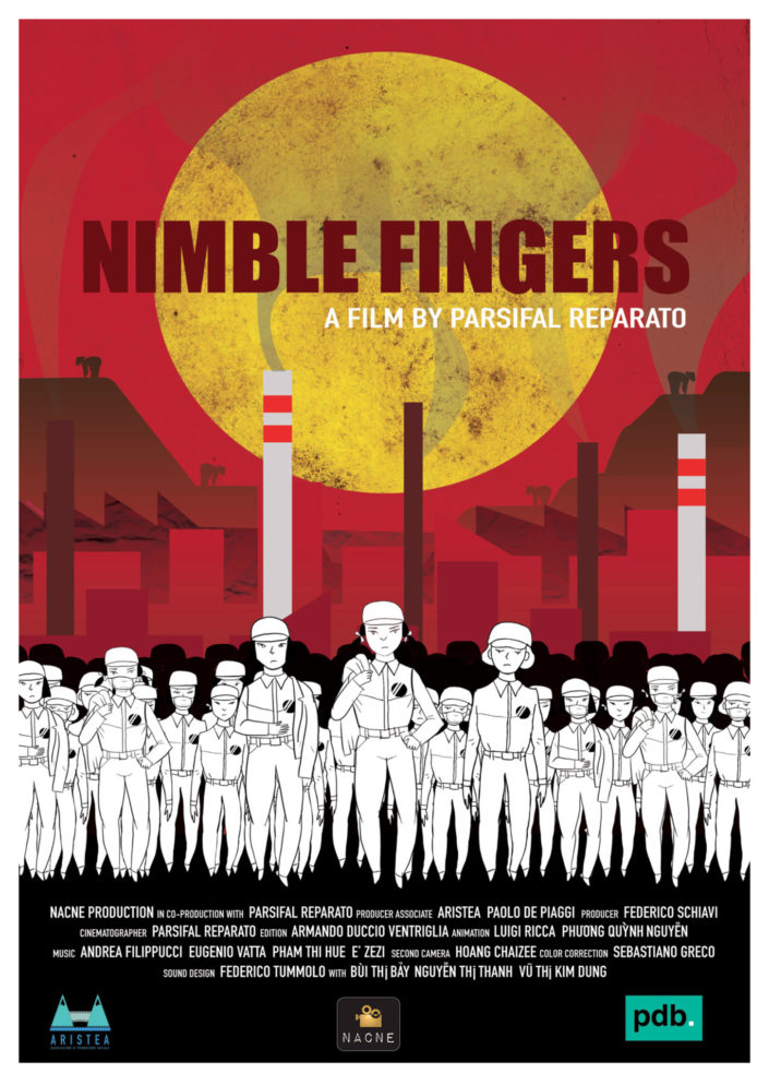 Nimble fingers