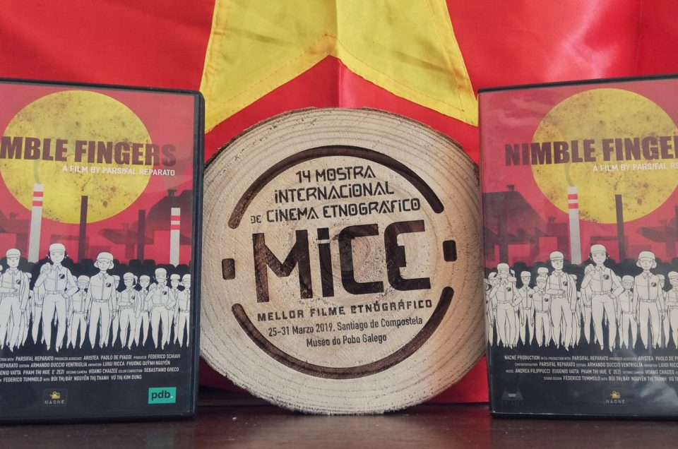 Nimble fingers – distribuzione DVD