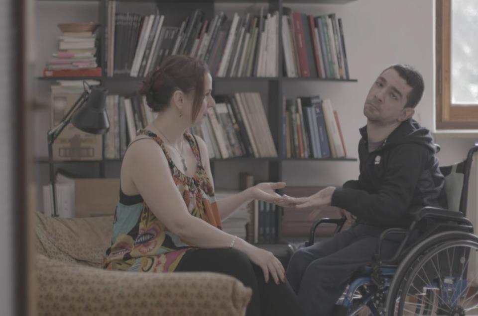 Il corpo dell'amore – la nuova serie tv su disabilità e sesso su Rai3