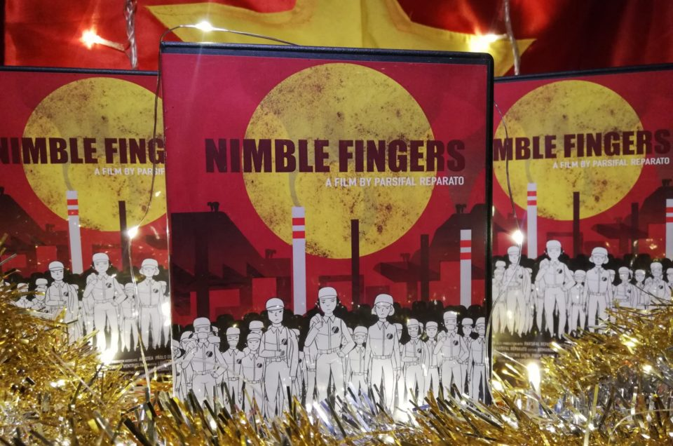 Nimble fingers – Antropica distributes DVD Limited Edition