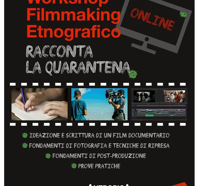 Workshop Filmmaking Etnografico