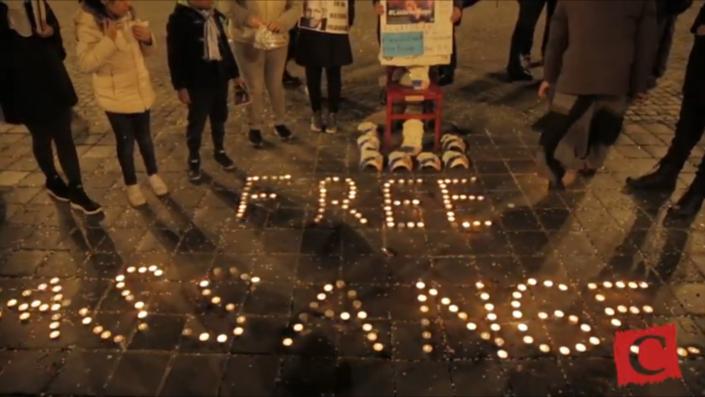 Free Assange - La città futura