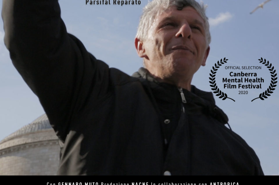 Canberra Mental Health Film Festival – Il banditore in Official Selection in Australia